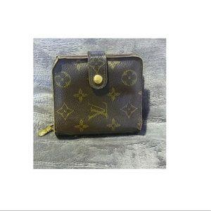 Authentic LV mini Wallet